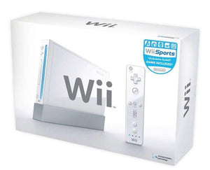 Nintendo Gaming Console Nintendo Wii Console Set