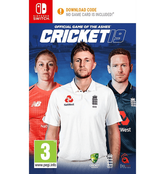 Nintendo Video Games Cricket 19 International Edition Switch