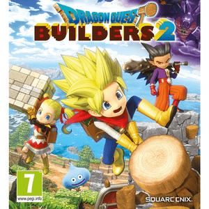 Nintendo Video Games Dragon Quest Builders 2 Nintendo Switch
