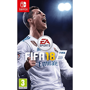 Nintendo Video Games FIFA 18 Switch (PAL)