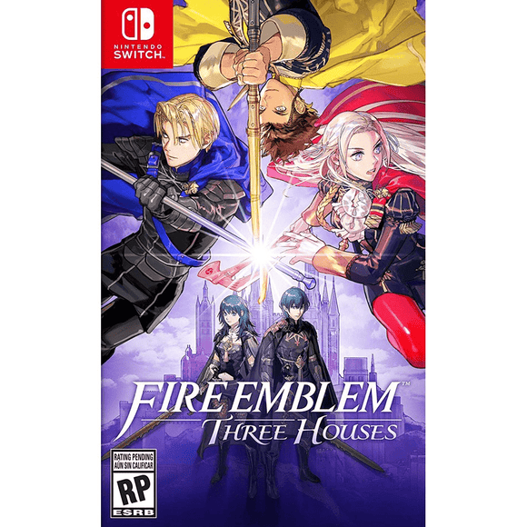 Nintendo Video Games Fire Emblem: Three Houses Switch