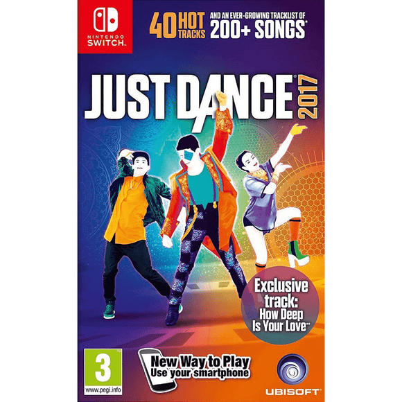 Nintendo Video Games Just Dance 2017 Switch (PAL)