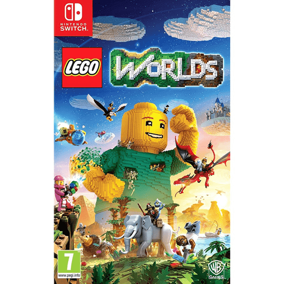 Nintendo Video Games LEGO Worlds Switch (PAL)