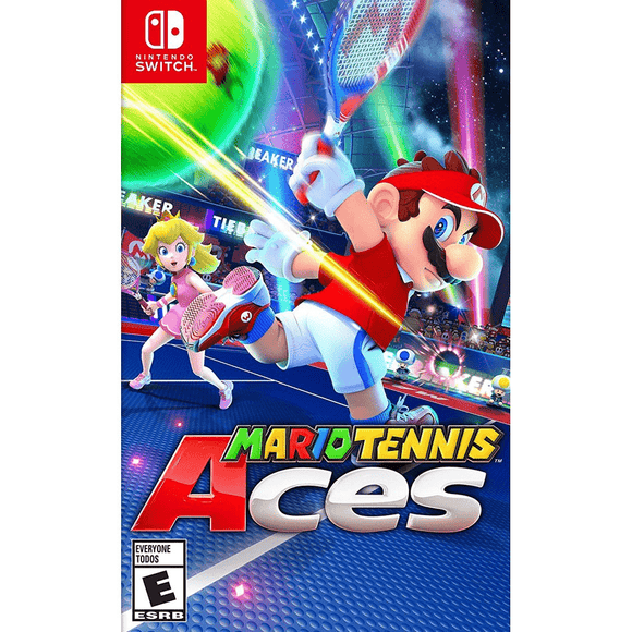 Nintendo Video Games Mario Tennis Aces Switch (NTSC)