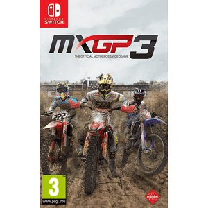 Nintendo Video Games MXGP3 - The Official Motocross Switch (PAL)