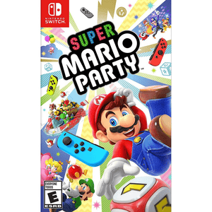 Nintendo Video Games Super Mario Party Switch