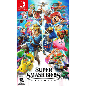 Nintendo Video Games Super Smash Bros. Ultimate Switch