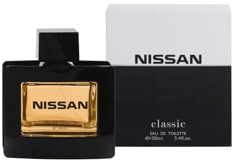 Nissan Perfumes Nissan Classic Edt 100Ml
