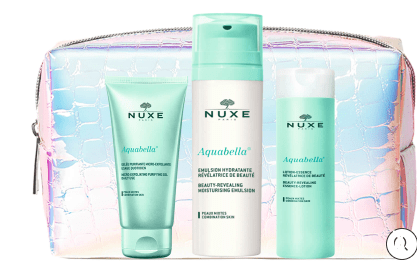 NUXE Aquabella Beauty Routine Pouch