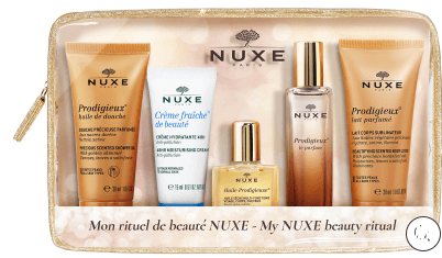 Nuxe Beauty NUXE Eastern Pouch