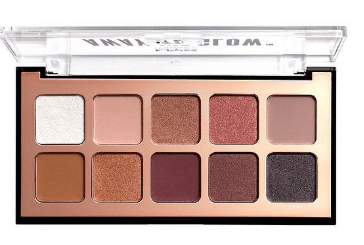 NYX Professional Makeup Beauty NYX Professional Makeup Away We Glow Shadow Palette 10g - Lovebeam