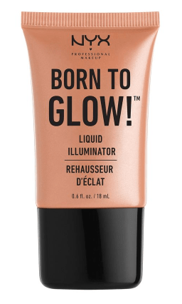 NYX PROFESSIONAL MAKEUP Beauty NYX PROFESSIONAL MAKEUP Born to Glow Liquid Illuminator( 18ml )