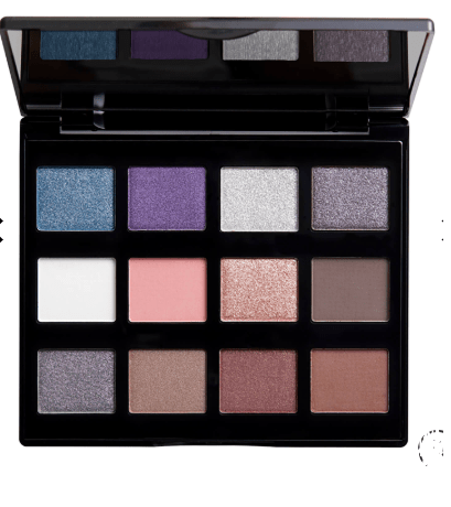 NYX Professional Makeup Beauty NYX Professional Makeup Machinist Shadow Palette - Steam