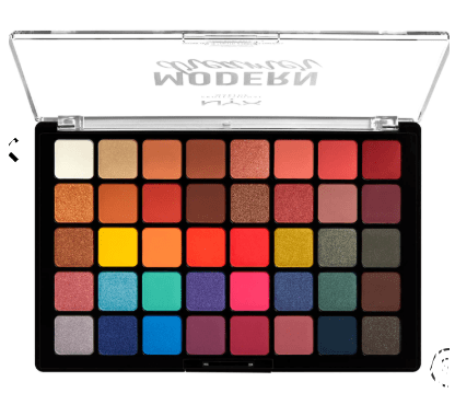 NYX Professional Makeup Beauty NYX Professional Makeup Modern Dreamer Eye Shadow Palette 40g