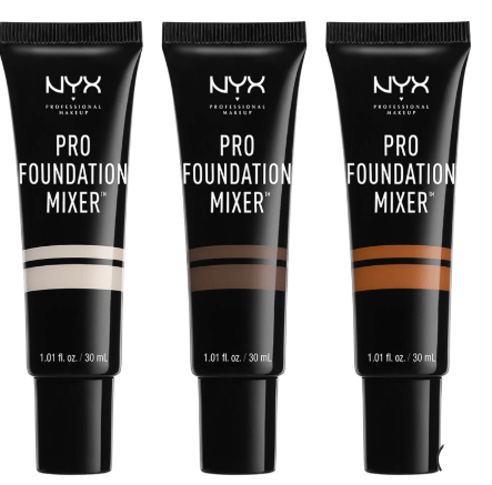 NYX Professional Makeup Beauty NYX Professional Makeup Pro Foundation Mixers (Various Shades)