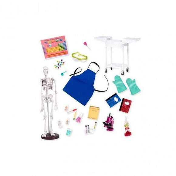 Our Generation sciense deluxw set Our Generation School Science Deluxe Set