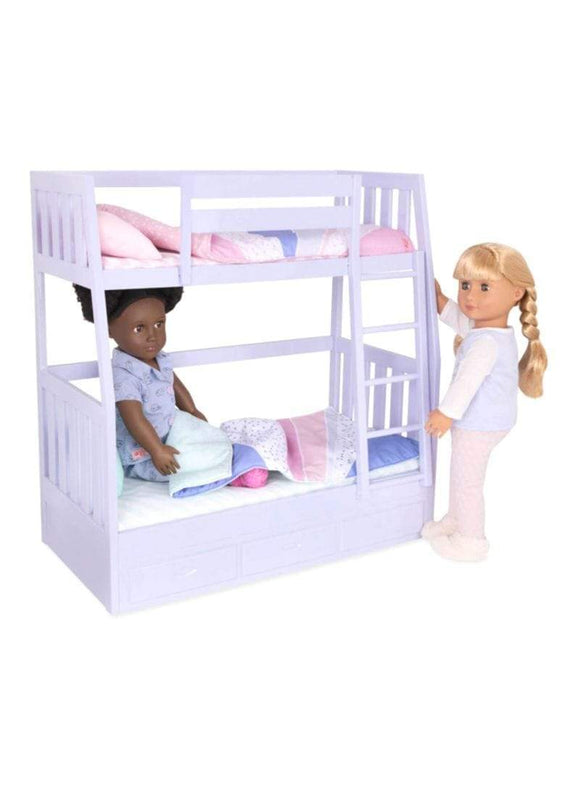 Our Generation Toys Our Generation Bunk Bed