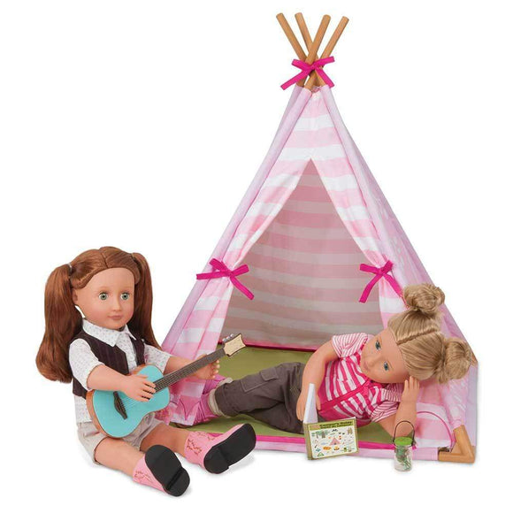 Our Generation Toys Our Generation Mini Teepee Set