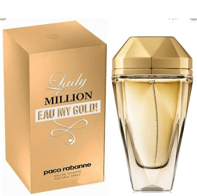 Paco Rabanne Paco Rabanne Lady Million Eau My Gold (W) Edt 80Ml