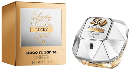 Paco Rabanne Perfumes Paco Rabanne Lady Million Lucky(W) Edp 80Ml