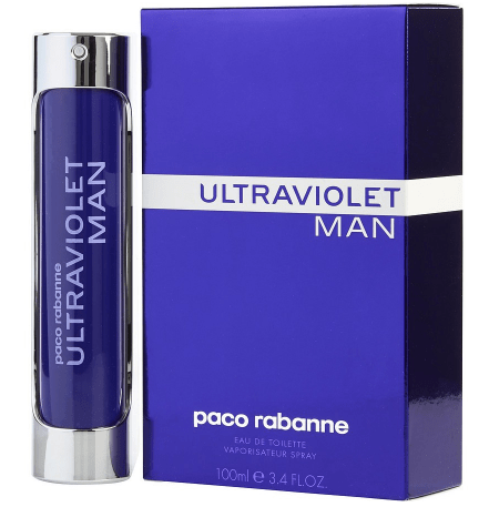 Paco Rabanne Perfumes Paco Rabanne Ultraviolet (M) Edt 100Ml