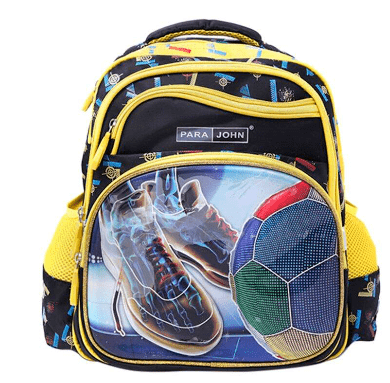 PARA JOHN Back to School Graphic Printed Back Pack