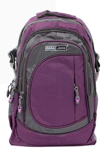 PARA JOHN Back to School Nylon School Bag