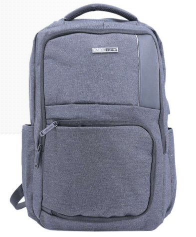 PARA JOHN Back to School Polyester Laptop Backpack
