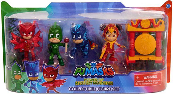 Pj Masks Toys PJ Mask Power Of Mystery Mountain Collectable figure
