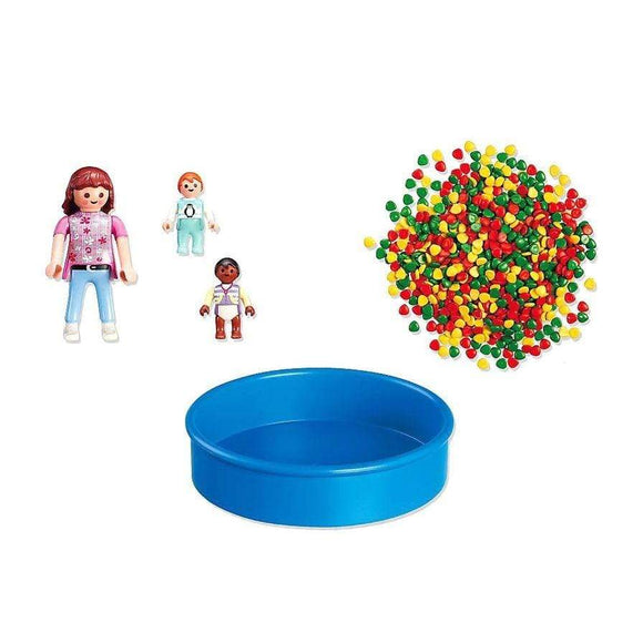 Play Mobil toys City Life Ball Pit