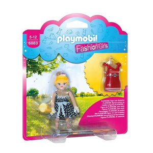 Play Mobil toys Playmobil Fifties Fashion Girl
