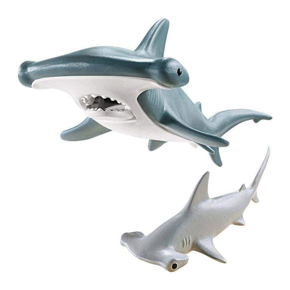 Play Mobil toys Playmobil Hammerhead Shark with Baby Set (2 Pieces)