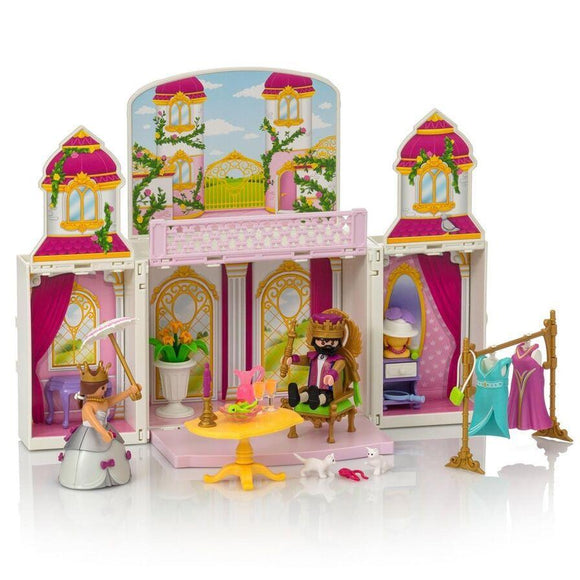 Playmobil toys Playmobil My Secret Royal Palace PlayBox