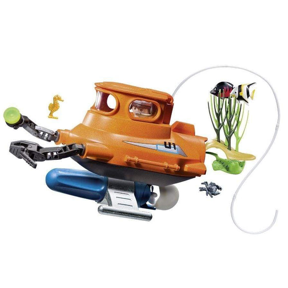 Playmobil toys Playmobil Submarine with Underwater Motor