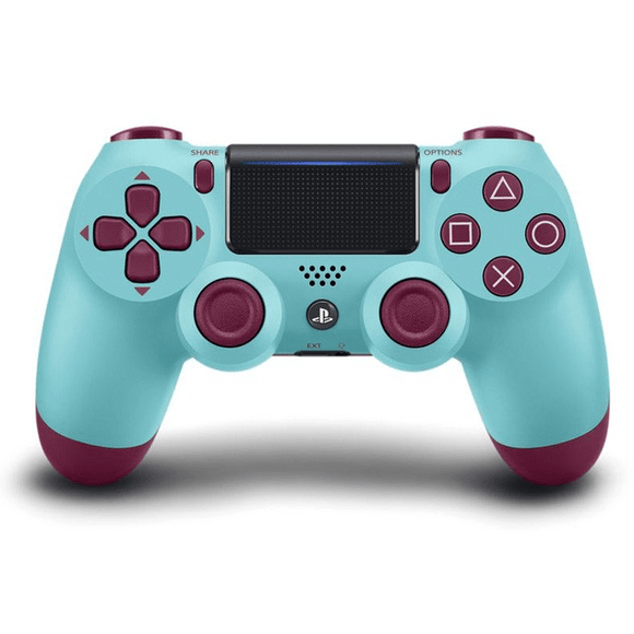 PlayStation Gaming Accessories PS4 DualShock 4 Controller (Berry Blue)
