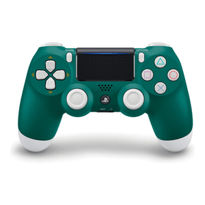PlayStation Gaming Accessories PS4 Dualshock 4 Controller V2 - Alpine Green