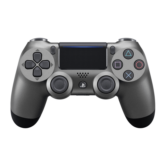 PlayStation Gaming Accessories PS4 Dualshock 4 Controller V2 - Steel Black