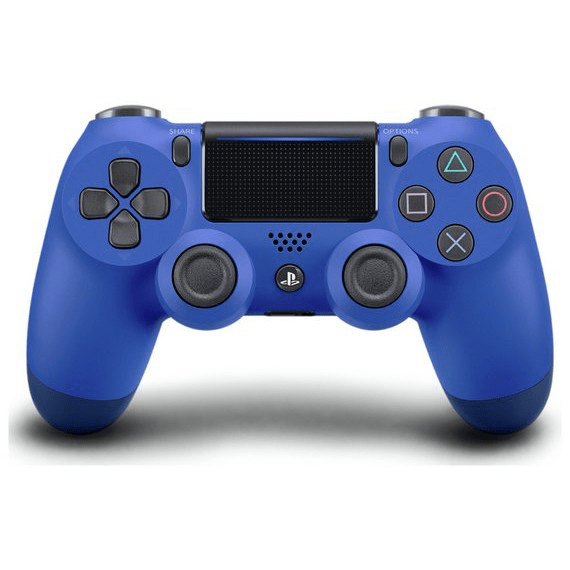 PlayStation Gaming Accessories PS4 Dualshock 4 Controller V2 - Wave Blue