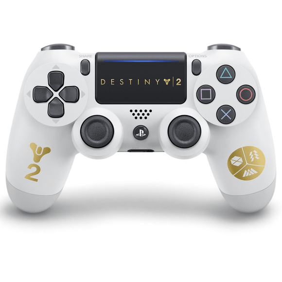 PlayStation Gaming Accessories PS4 Dualshock 4 Destiny 2 Limited Edition Controllerr