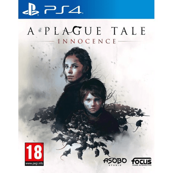 PlayStation Video Games A Plague Tale: Innocence PS4