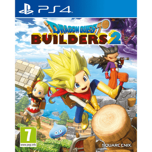 PlayStation Video Games Dragon Quest Builders 2 PS4