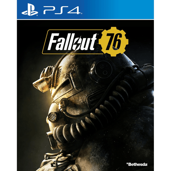 PlayStation Video Games Fallout 76 PS4
