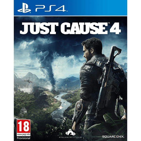 PlayStation Video Games Just Cause 4 PS4