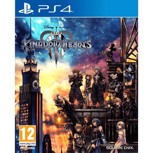 PlayStation Video Games Kingdom Hearts 3 PS4