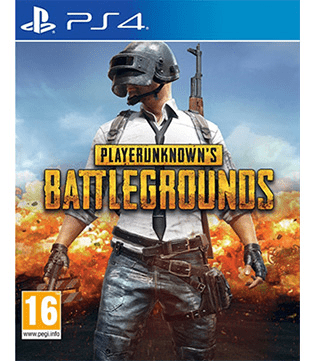 PlayStation Video Games Player Unknown's Battlegrounds PS4