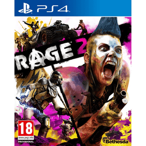 PlayStation Video Games RAGE 2 PS4