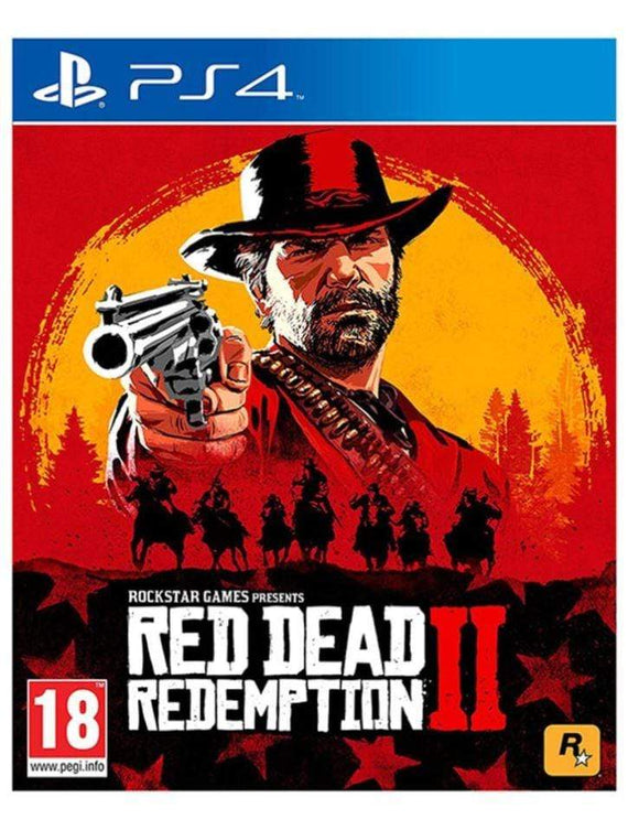 PlayStation Video Games Red Dead Redemption 2 - PlayStation 4