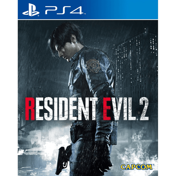 PlayStation Video Games Resident Evil 2 Lenticular Edition PS4