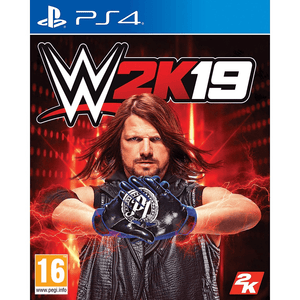 PlayStation Video Games WWE 2K19 PS4
