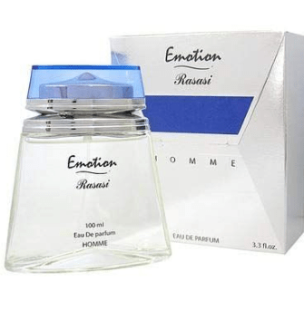 Rasasi perfum Rasasi Emotion Pour Homme , Perfume for Men, EDP 100ml
